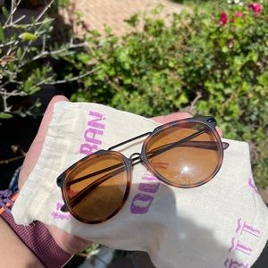Marc Jacobs Brown Sunglasses